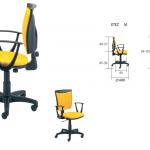 scaun operational birou etez m 2